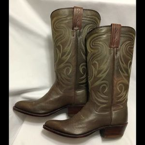 Wrangler WB Masterson Special Edition Boots